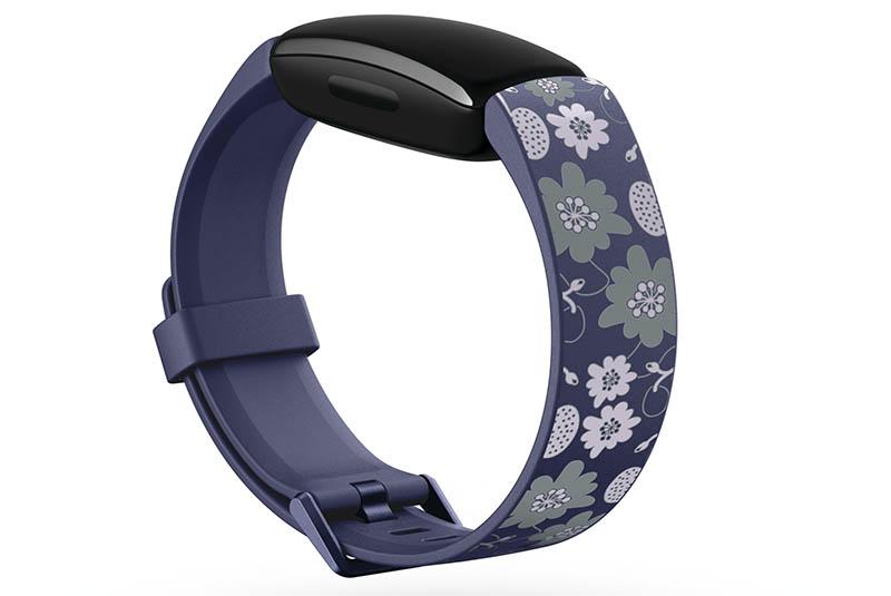 Fitbit Inspire 2 met bloembandje