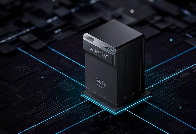 Eufy SmartDrop tech