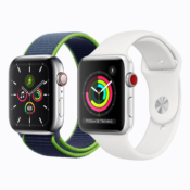 Twee Apple Watch modellen in 2020
