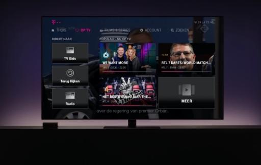 T-Mobile Apple TV Anywhere app.