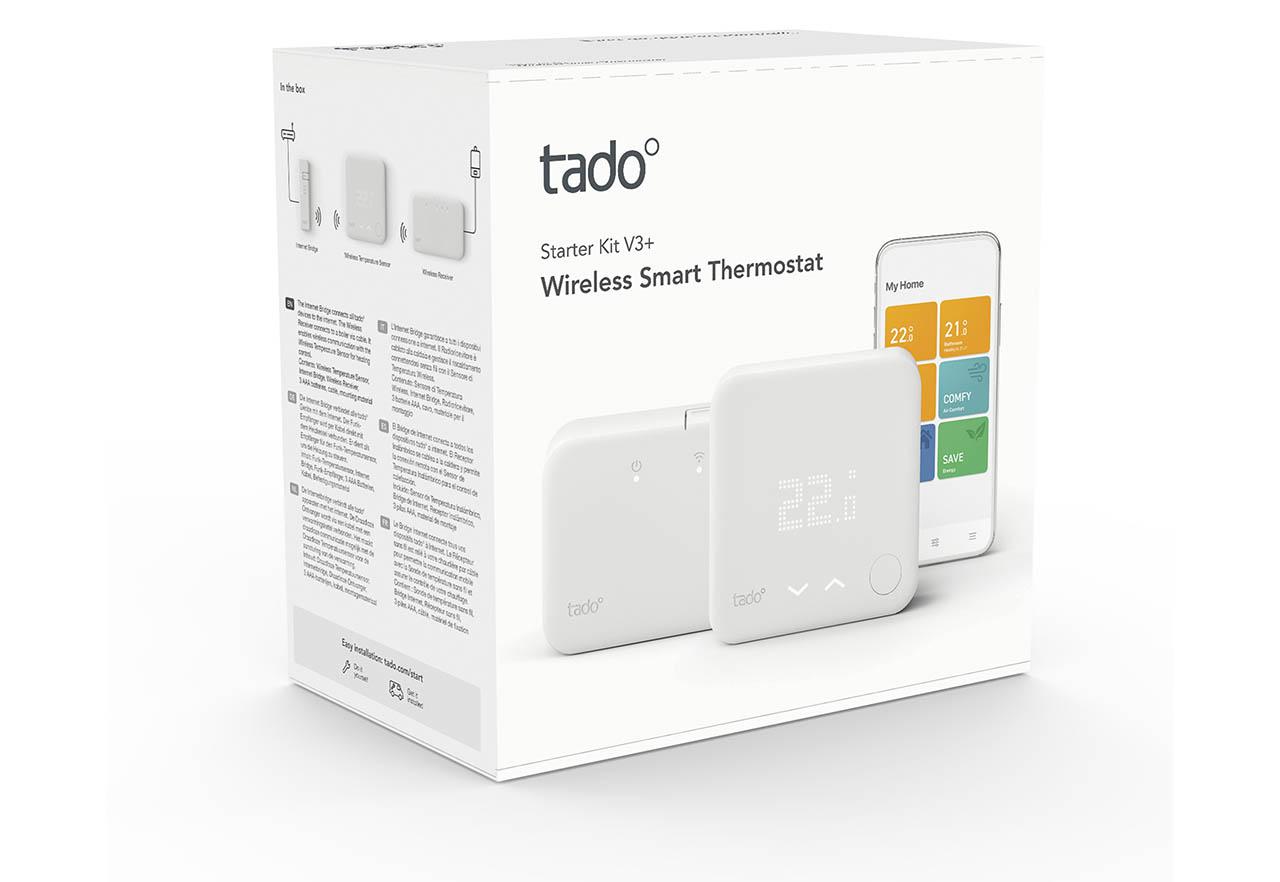 Tado-verpakking