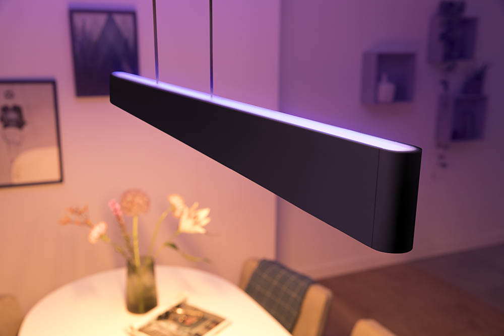 Philips Hue Ensis in zwart