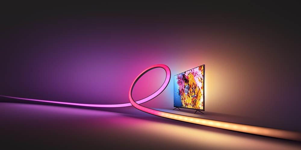 Philips Hue Gradient Lightstrip kleuren