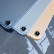 iPad Air 4 concept met camera.