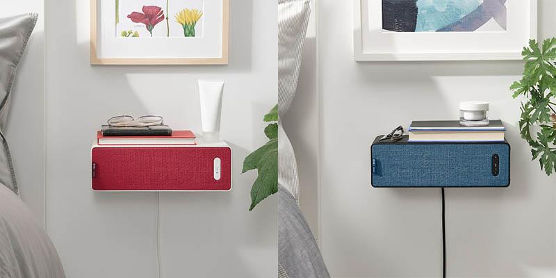 Symfonisk-front voor boekenplank-speaker