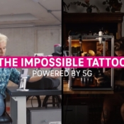 T-Mobile 5G - The Impossiible Tattoo