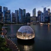 Apple Marina Bay Sands in Singapore