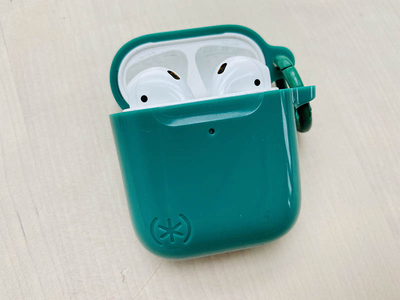 Speck AirPods-case in groen