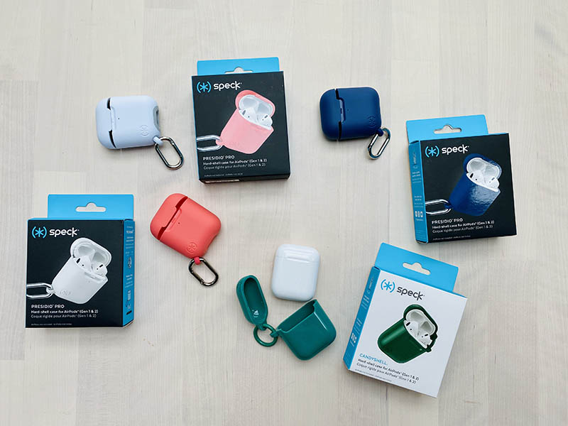 Speck AirPods cases