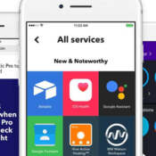 IFTTT op iPhone