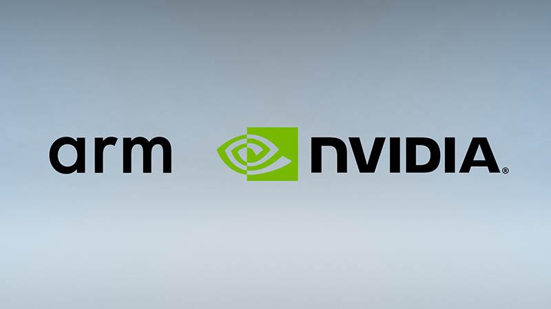 NVIDIA ARM overname