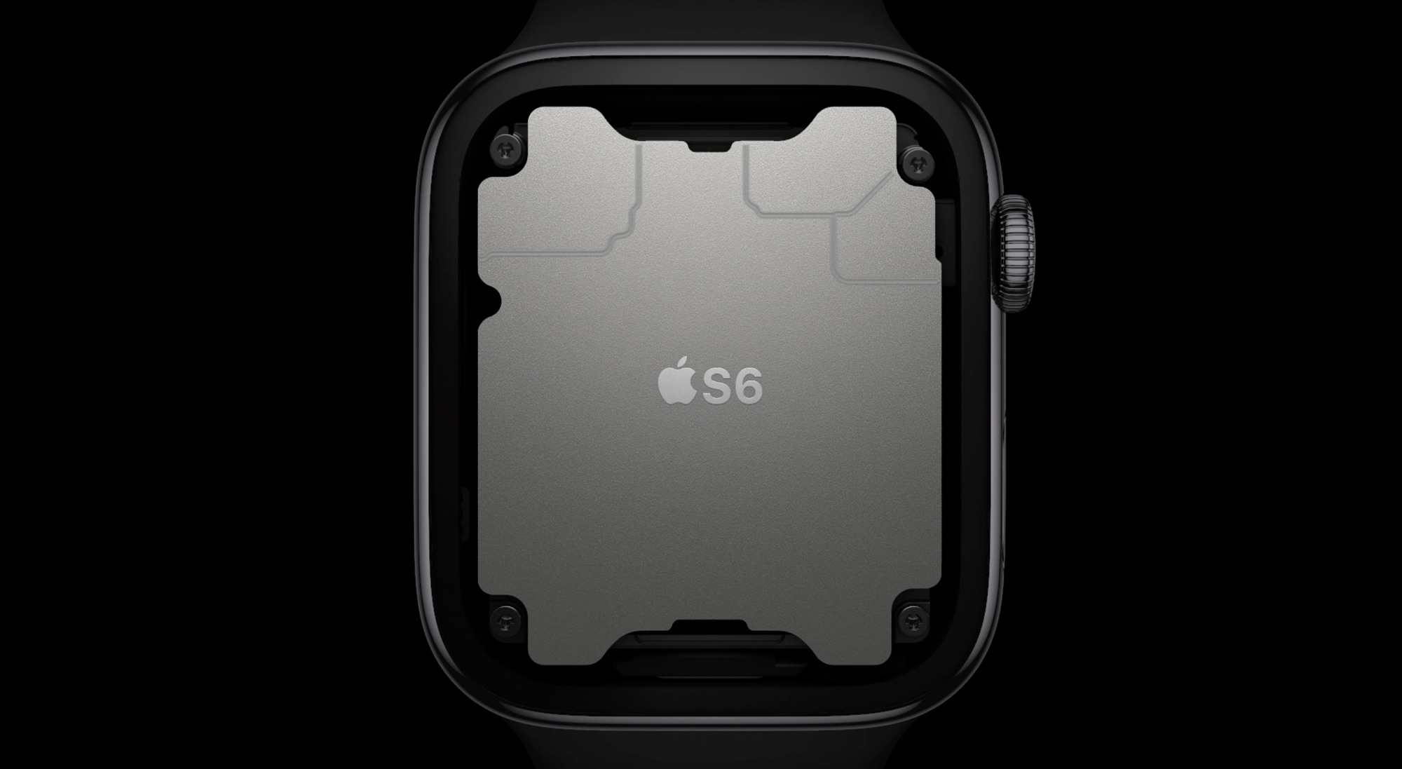 Apple Watch S6 chip