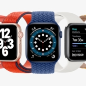 Apple Watch Series 6 met watchOS 7 functies