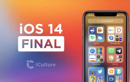 iOS 14 Final.