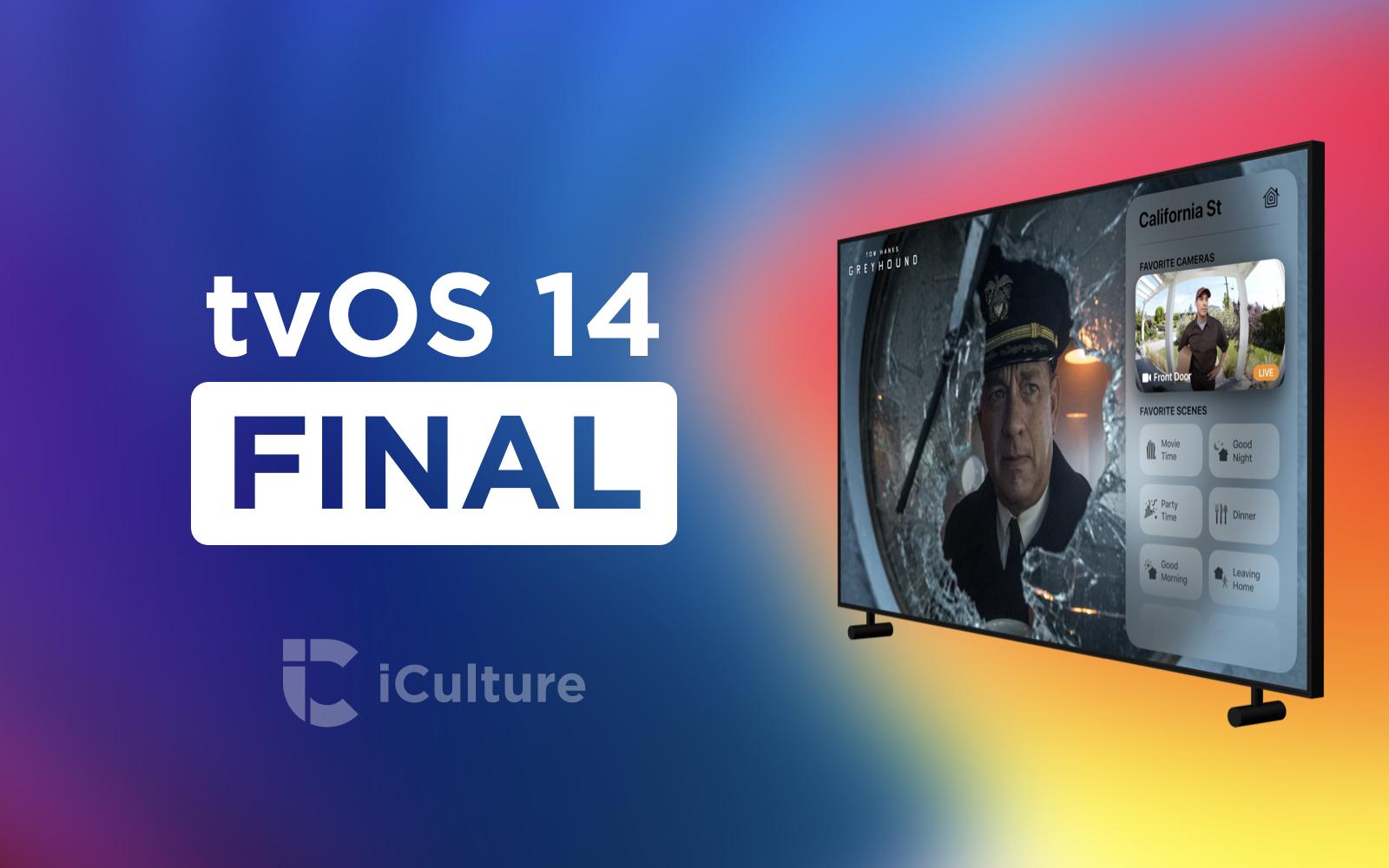 tvOS 14 Final