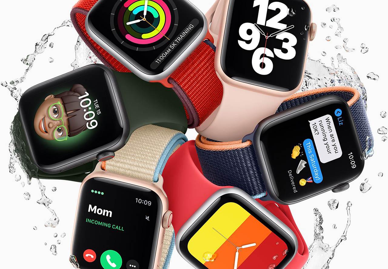 Apple Watch SE kleuren