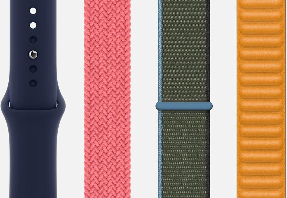 Apple Watch-bandjes najaar 2020