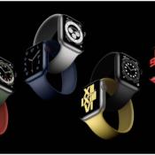 Apple Watch Series 6 met Solo Loop.