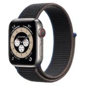 Titanium Apple Watch