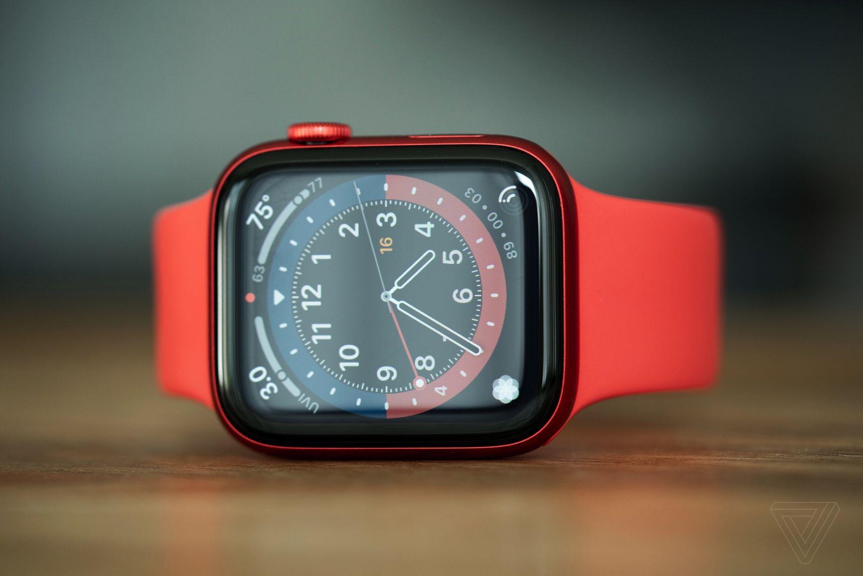 Series apple 6 watch
