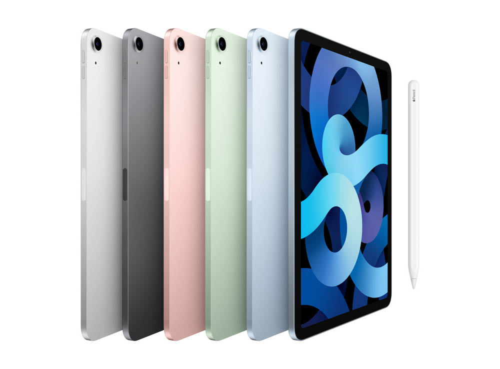 iPad Air 2020 kleuren