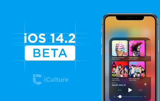 iOS 14.2 beta.