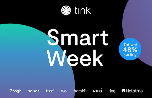 tink smart week banner