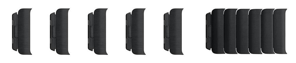 Schakels voor schakelarmband Apple Watch