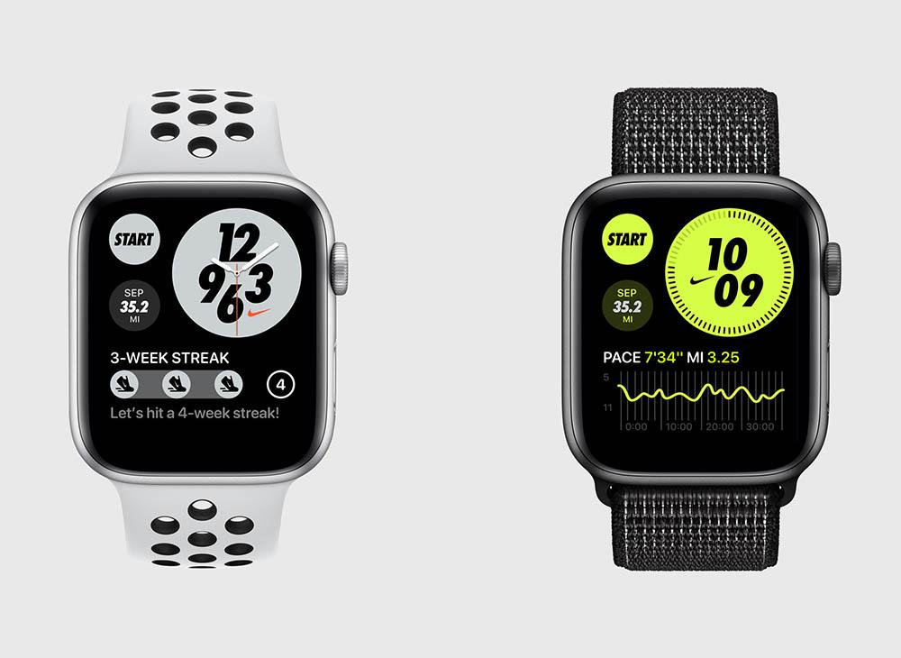 Apple Watch Nike+ nieuwe functies