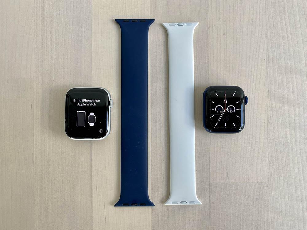 Apple Watch solobandje getest