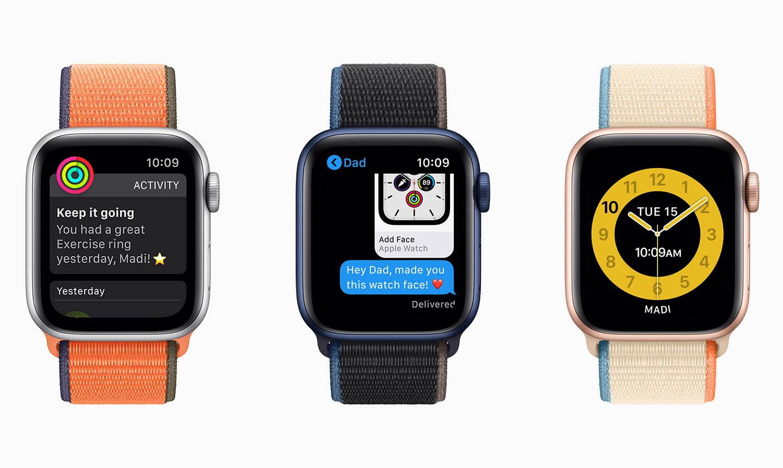 Apple Watch functies voor kinderen