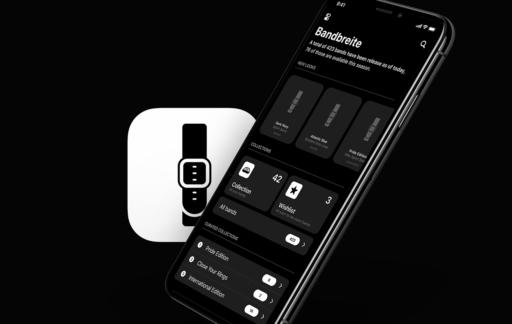 Bandbreite app