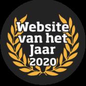 Website van het jaar 2020