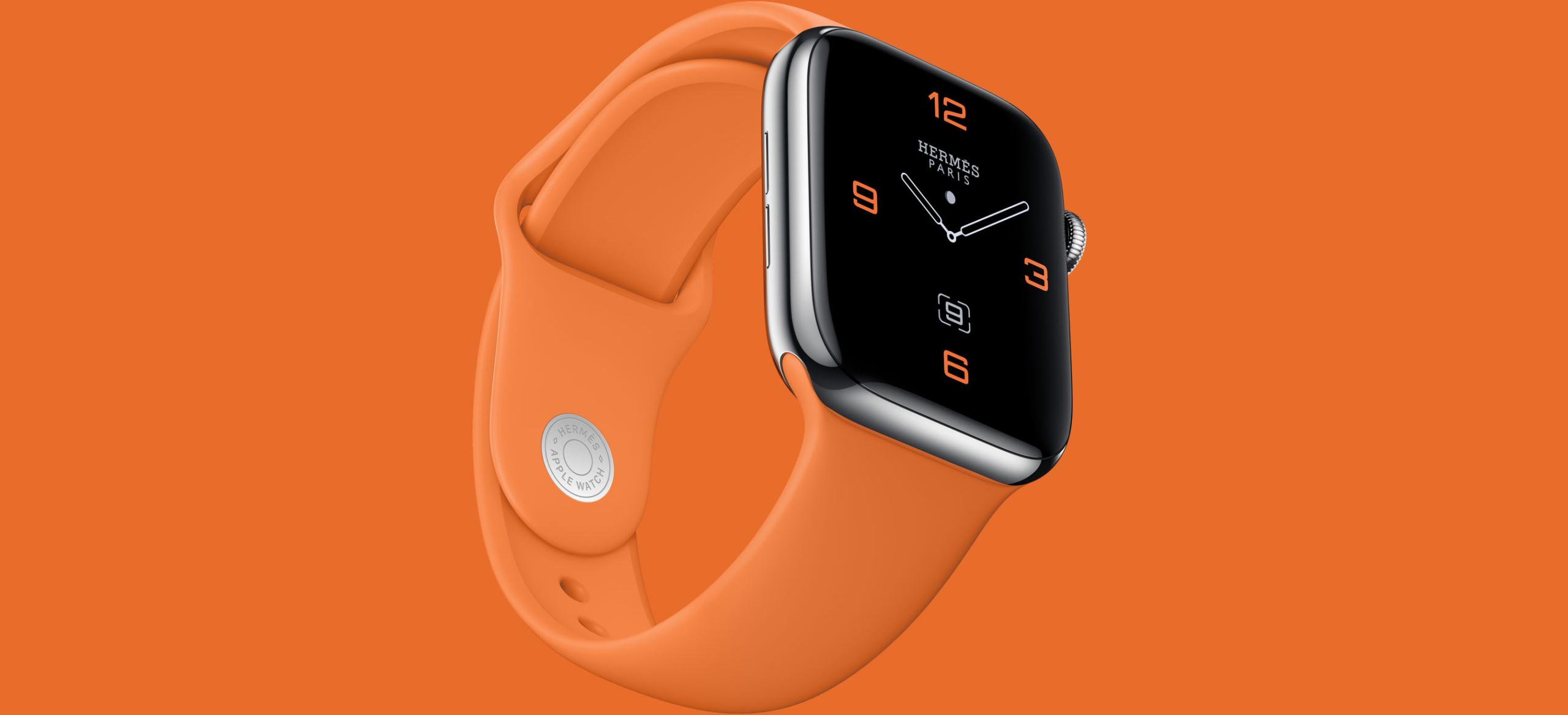 Hermes Sport Orange