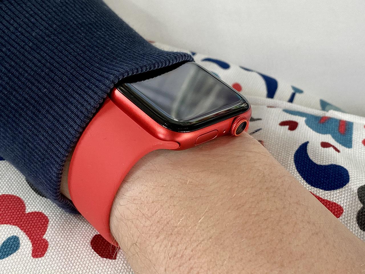 Rode Apple Watch Series 6