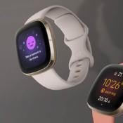 Fitbit Sense en Fitbit Versa 3