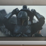 Sonos en Disney+ met The Mandalorian.