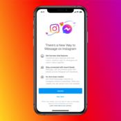 Instagram DM vernieuwd: nu ook chatten met Facebook Messenger