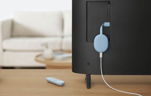 Google Chromecast in tv