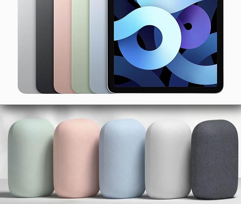 Nest Audio kleuren