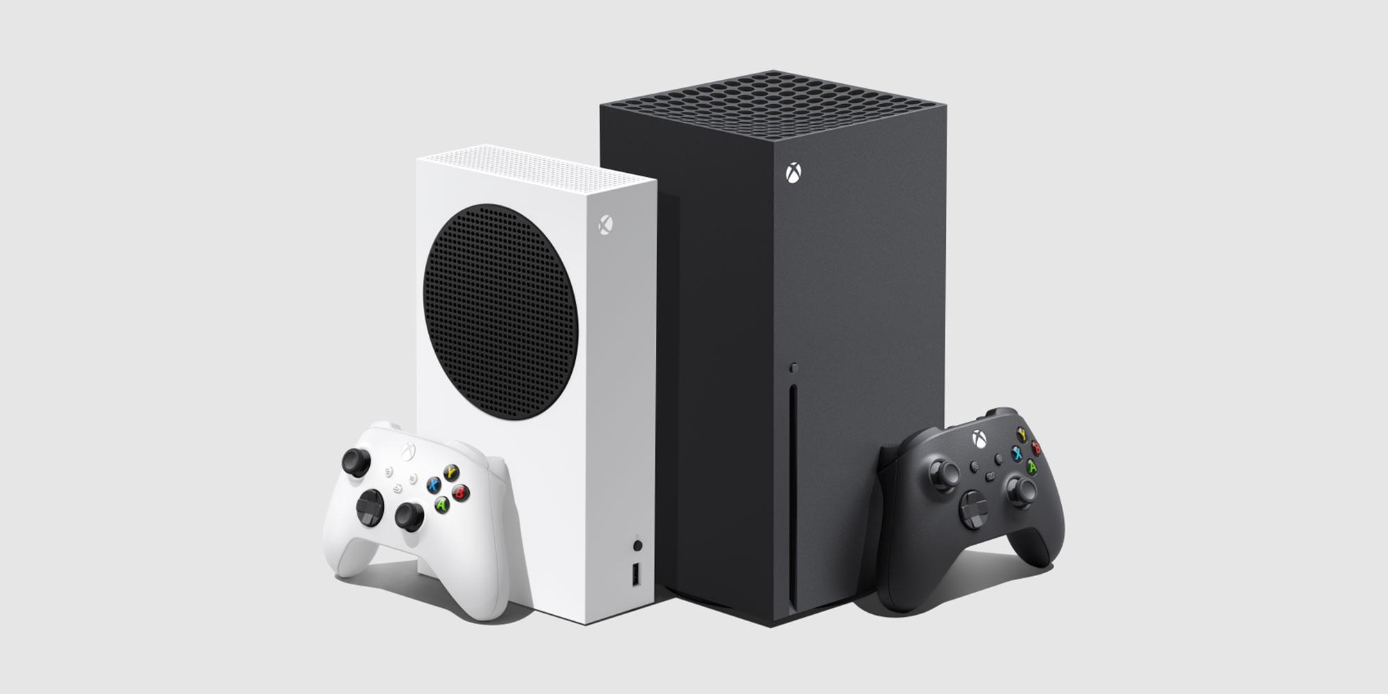 Xbox Series S en Series X
