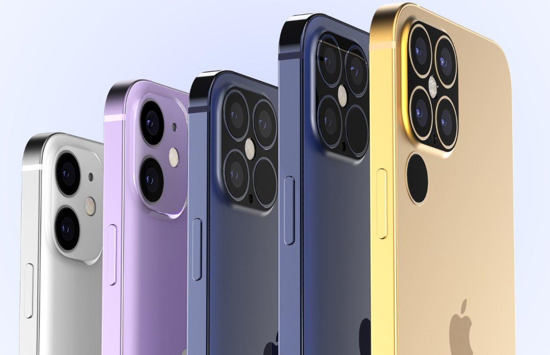 iPhone 12 modellen
