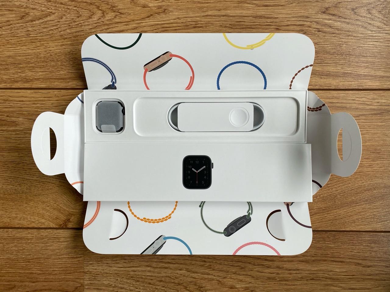 Apple Watch SE review: verpakking.