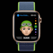 Memoji op Apple Watch