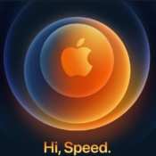iPhone 12-event uitnodiging: Hi, Speed.