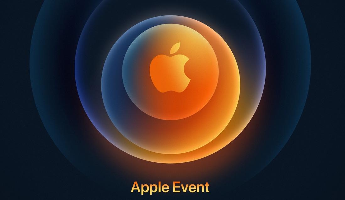 Apple-event oktober 2020.
