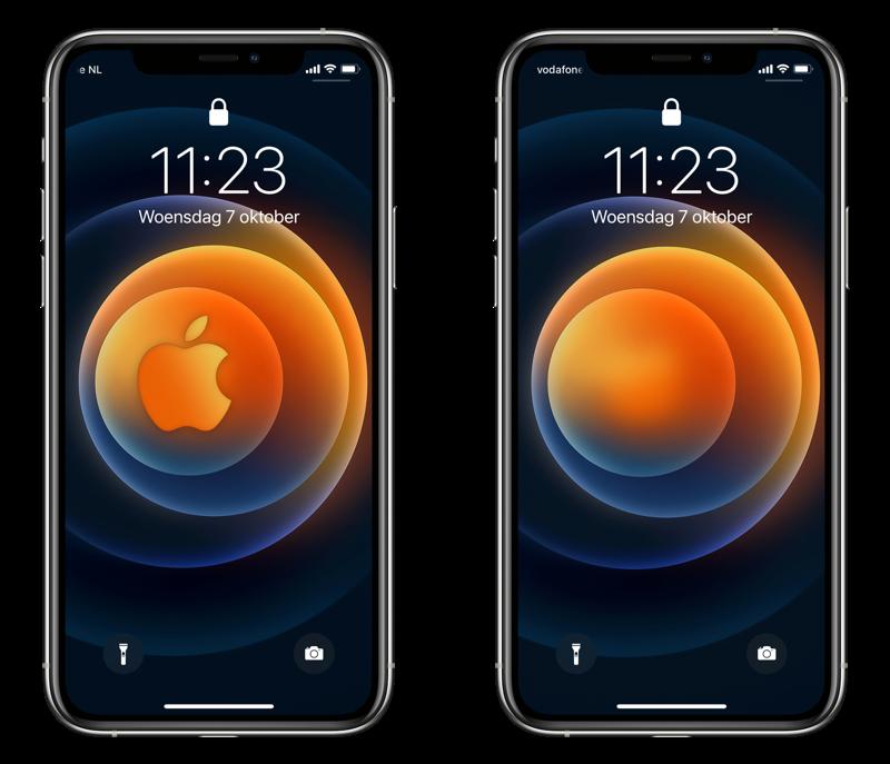 iPhone event oktober 2020 wallpapers.