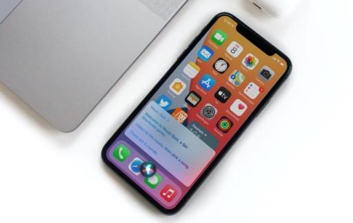 Music Quiz met Siri spelen.