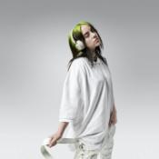 Billie Eilish in Beats-reclame