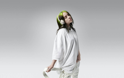 Billie Eilish in Beats-reclame